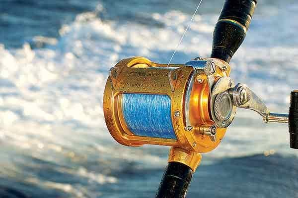 Care for your saltwater fishing rod & reel