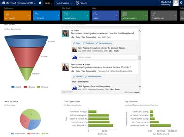 """#QGateBlog : Prepare for Microsoft's newest release! ..... """"The New Flat Interface of Microsoft Dynamics CRM is streamlined and centraliszed! Microsoft Dynamics CRM 2013 will be easier to use and is more centralized. With training your team will pick it up quickly! ."""" #blog #microsoft #upgrade #crm"""