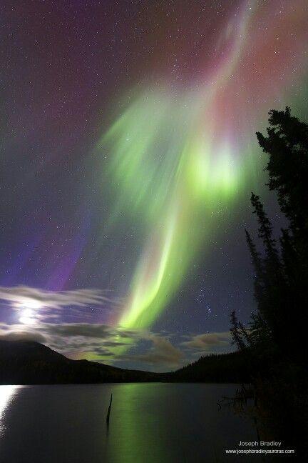 Taken by Joseph Bradley, Whitehorse Yukon Sept19. From spaceweathergallery.com