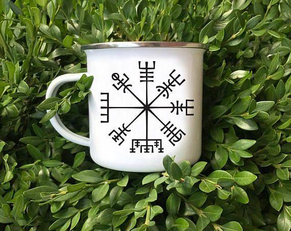 Hey, I found this really awesome Etsy listing at https://www.etsy.com/listing/555574662/viking-compass-mug-viking-compass-symbol
