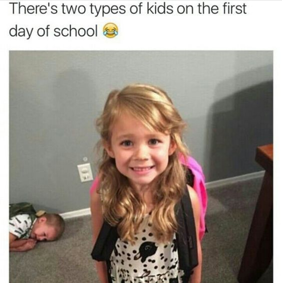 31 Funny First Day of School Memes for Parents to Celebrate –