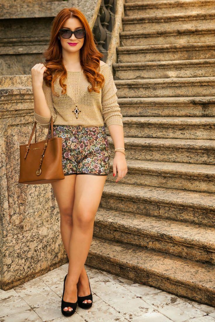 Tricozinho + florido | Bianca Andrade