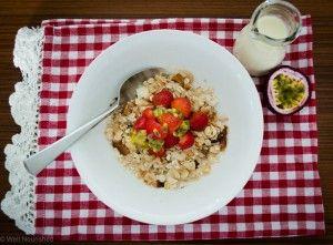 Healthy Homemade Muesli - fast, simple and nourishing