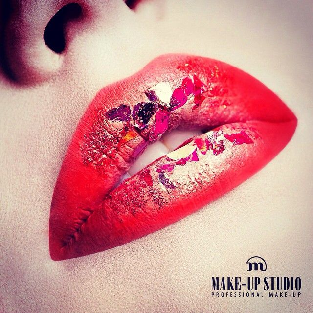 Lips on fire! By our HQ @makeupstudionl :D