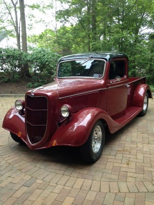 #793715213 Oncedriven 1936 Ford Pickup Rocky Point, NY