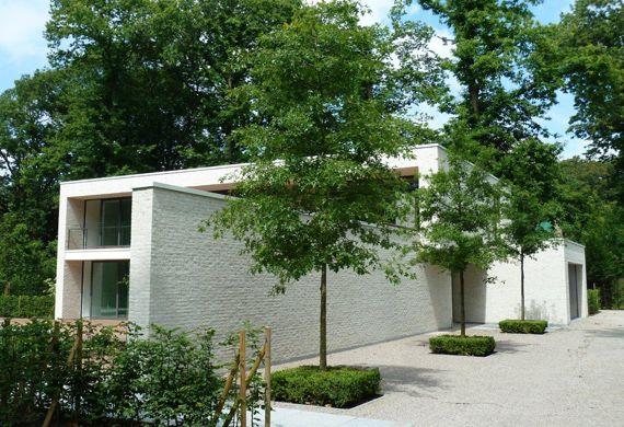 Gevelsteen hogevest wit brique blanche hogevest gevelsteen hoge vest wit - Brique decorative blanche ...