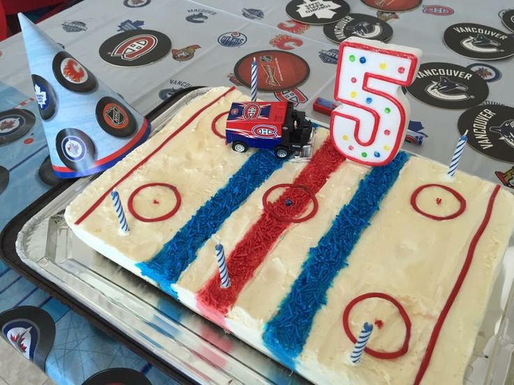 5th Birthday Cake for Dominic