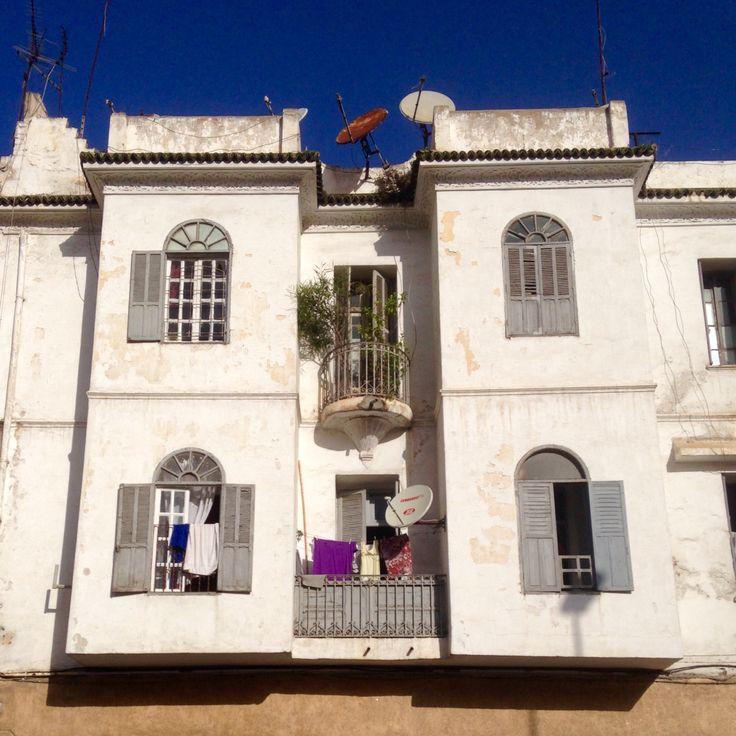 vocabulaire architectural du patrimoine moderne du maroc