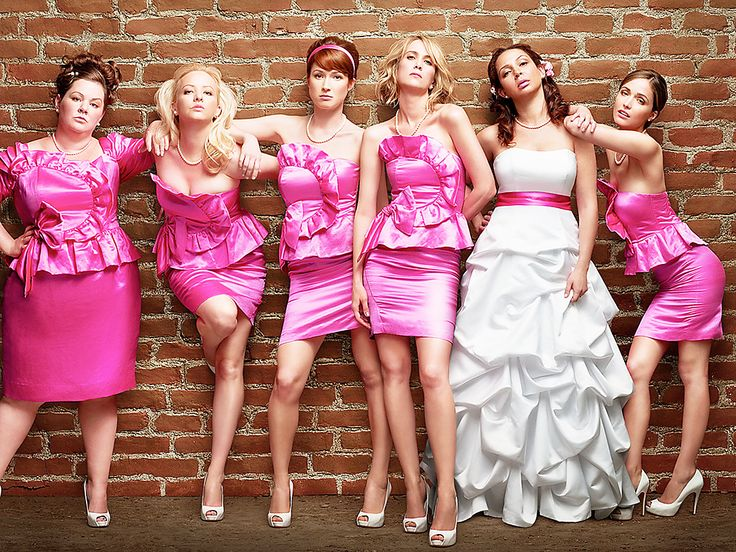 """Bridesmaids"" by Paul Feig (2011)"
