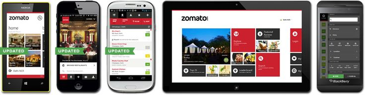 SHEROES Article | Women And Apps (#WAPPS) - Zomato
