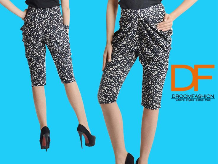 Are you a jovial and playful girl? Well then, you ought to own the most trendiest trousers in town! COD available.