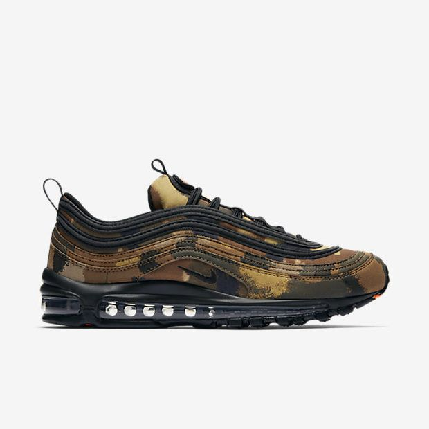 cheap for discount 97136 26375 Release des Nike Air Max 97 Premium Country Camo Pack Italy ist am  22.12.2017. Bleibe mit 99kicks immer auf dem Laufenden was heiße Sneaker  Releases angeht