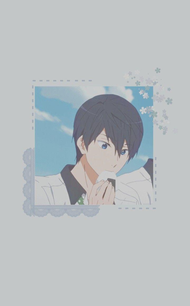 Haruka Nanase Wallpaper Anime Seni Anime Animasi Cute anime free wallpapers