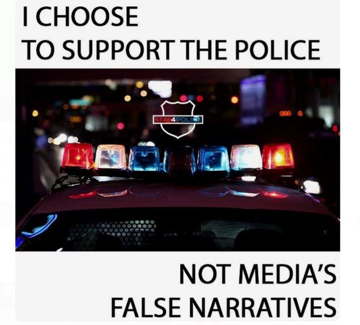 NOT media's FALSE Narratives