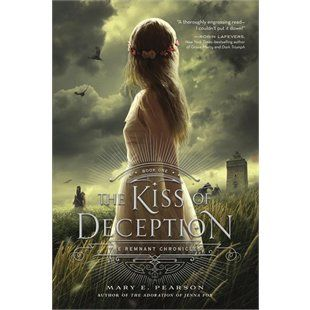 The Kiss of Deception - In a society steeped in tradition, Princess Lia's life follows a preordained course. As First Daughter, she is expected to have the revered gift of sight--but she doesn't--and she knows her parents are perpetrating a sham when they arrange her marriage to secure an alliance with a neighboring kingdom--to a prince she has never met. On the morning of her wedding, Lia flees to a distant village.