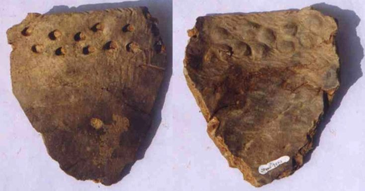 Oldest pottery in the world found in China. Pottery fragments discovered in Xianrendong Cave in south China's Jiangxi Province has been radiocarbon dated to 19,000-20,000 years ago making it the oldest pottery ever discovered. Over the past 10 years, ancient pottery finds in East Asia have upended the notion that the ceramics were invented around the time humans transitioned from hunting and gathering to agriculture, 10,000 or so years ago.