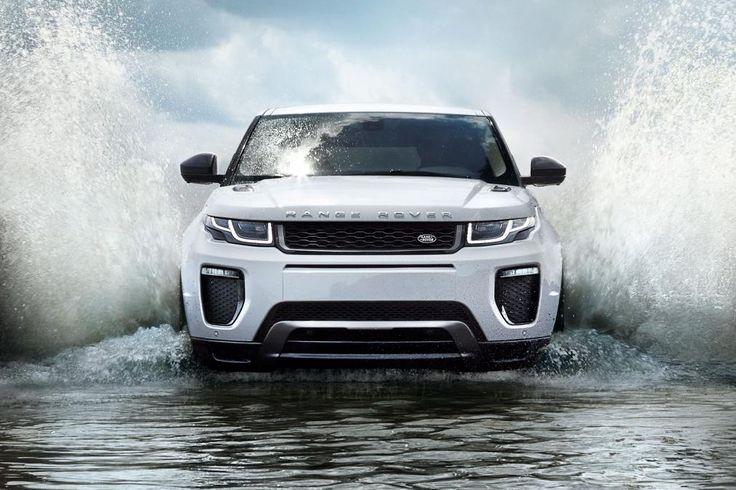 Range Rover Evoque 2015 facelift - nose