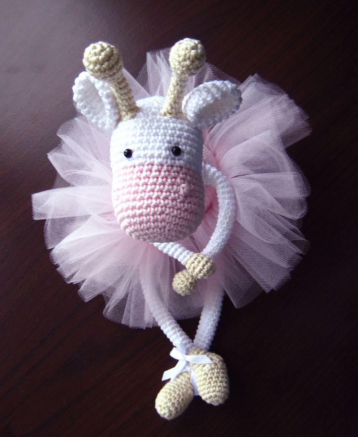 Żyrafa balerina