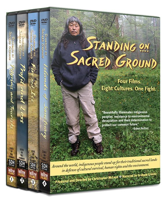 Buy DVDs | Standing on Sacred Ground