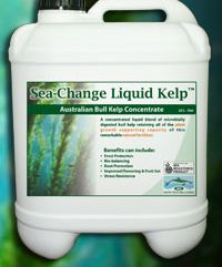 Sea Change Liquid Kelp Price : AU$40.70 (inc GST) AU$37.00 (exc GST)