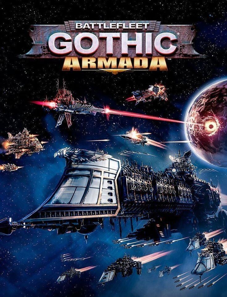 Battlefleet Gothic Armada PC [2016] [MultiES] [Torrent]