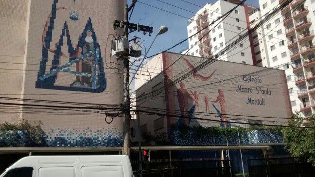 Colégio Madre Paula Montalt/ São Paulo- BR 09/21015