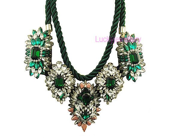 26 best shourouk Inspired necklace images on Pinterest ...