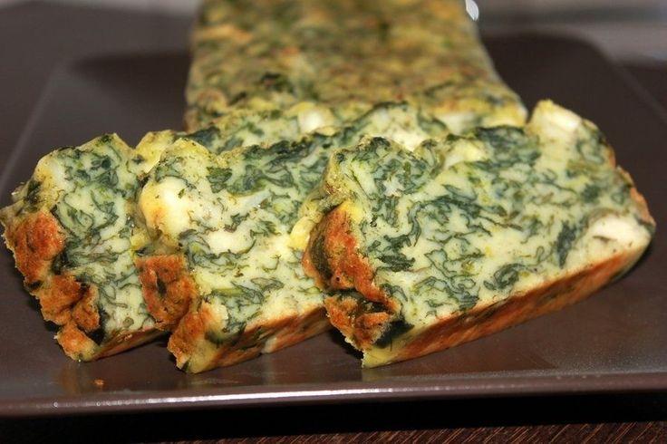 Reteta Chec aperitiv cu spanac din categoria Aperitive cu legume