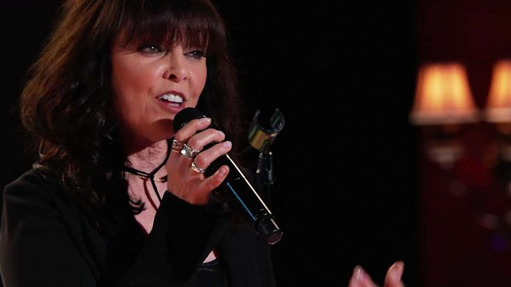 """Pat Benatar Takes It Back To 1980 With An Acoustic Spin On """"Hit Me With Your Best Shot"""""""