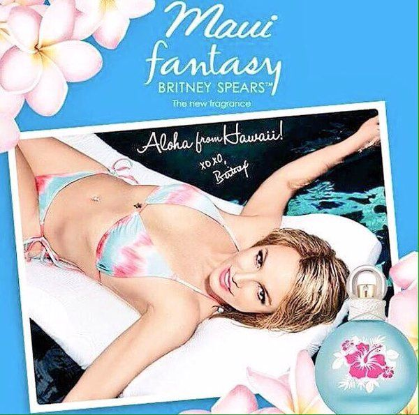 Maui Fantasy Britney Spears for women Pictures