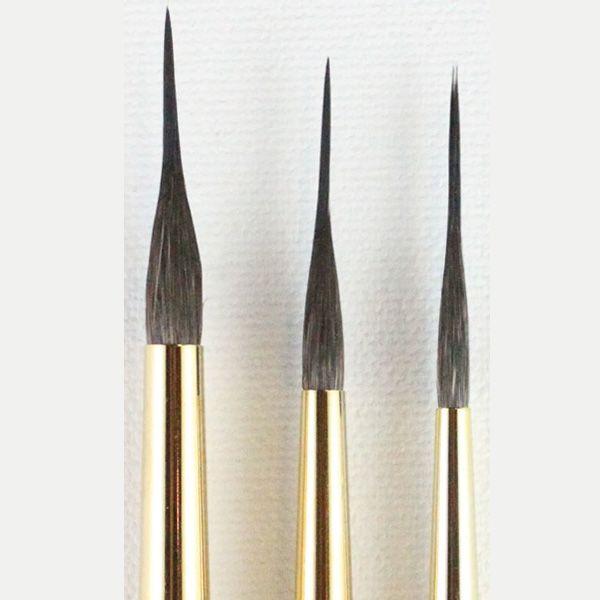 Needle Pointed Brush~Size 4