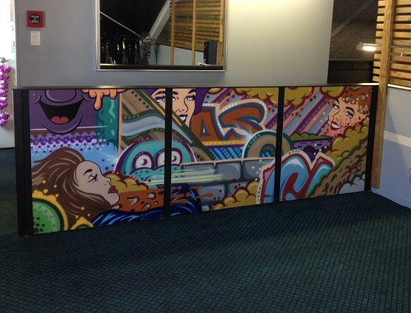 Gymn in Mirimar  Wellington New Zealand