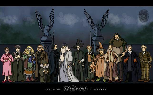 Hrry Potter