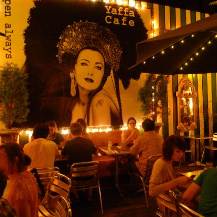 Another East Village Icon Is Gone: Yaffa Cafe Closes for Good