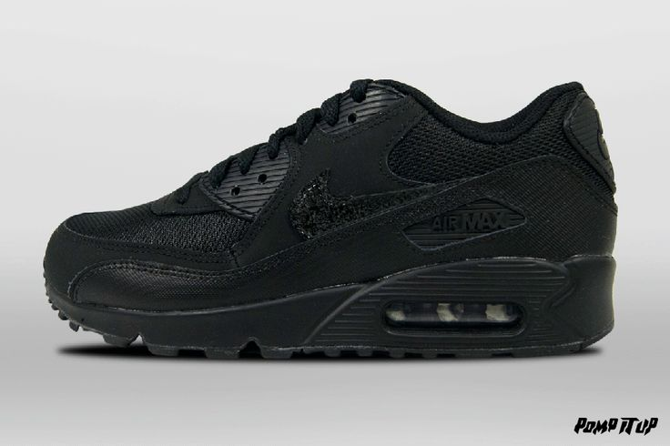 Nike Air Max 90 Mesh (BLACK/BLACK COOL GREY) For Kids Sizes: 35 to 40 EUR Price: CHF 130.- #Nike #AirMax #AirMax90 #NikeAirMax #NikeAirMax90 #NikeAirMax90Mesh #Sneakers #SneakersAddict #PompItUp #PompItUpShop #PompItUpCommunity #Switzerland