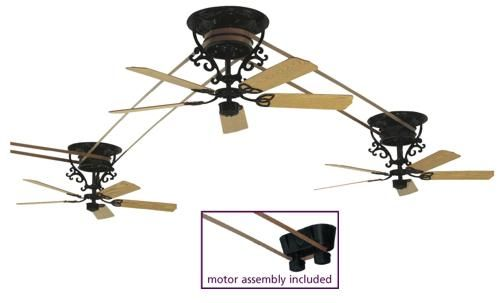 25 best ideas about belt driven ceiling fans on pinterest ceiling fan motor unique ceiling - Ceiling fan with pulley system ...