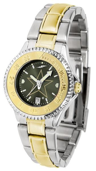 New - Ladies Vanderbilt Commodores-Competitor Ladies Two-Tone AnoChrome