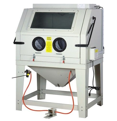 Industrial Heavy Duty Sand Blast Cabinet  sc 1 st  Pinterest & The 47 best blast cabinets images on Pinterest | Tools Garages and ...