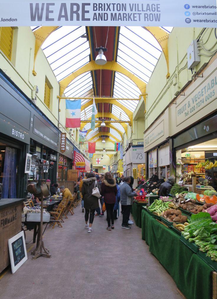 Brixton market - bytoria.com