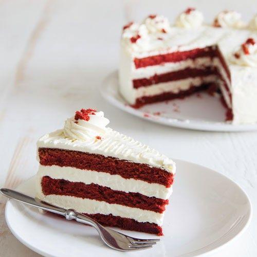 Recept: Red Velvet Cake met Cream Cheese Glazuur - Taart - Recepten  | Deleukstetaartenshop.nl | Deleukstetaartenshop.nl