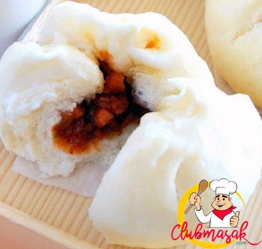 Resep Bakpao Daging Telur Asin, Resep Hidangan Cina Favorit, Club Masak