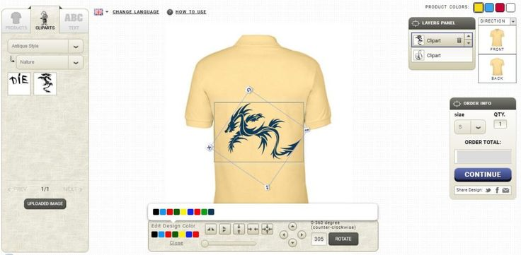 How Can E-commerce Business Benefit From T-shirt Design Software