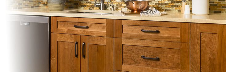 Amish Cabinet Doors - handmade solid wood cabinet doors built to your cabinet measurements.  Free Online Quote of Unfinished cabinet doors, kitchen cabinet doors, bathroom cabient doors.