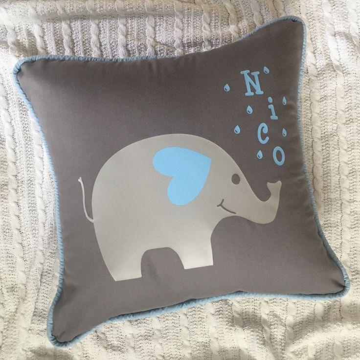 Malawi Elephant Throw Pillow : 25+ best ideas about Elephant throw pillow on Pinterest Pink throw pillows, Elephant ...