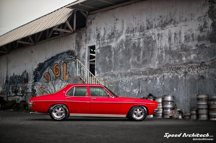 Holden Premier..I'd love a 1972 HQ SS Sedan!