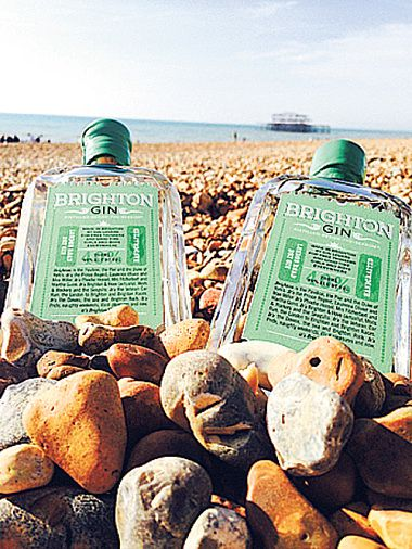 What is the big new trend in gin? - Telegraph. Brighton Gin