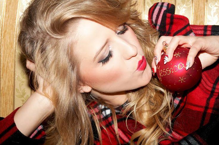 JEMERCED by Jessy Mercedes: CHRISTMAS TARTAN LOOK 2013