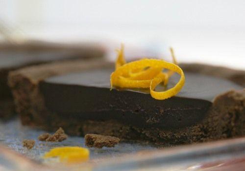 Двойные шоколадные пирожные