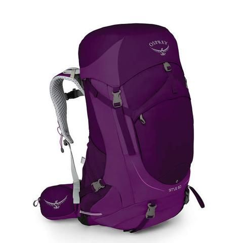 Osprey Sirrus 50 Litre Women's Overnight Hiking Backpack - latest model
