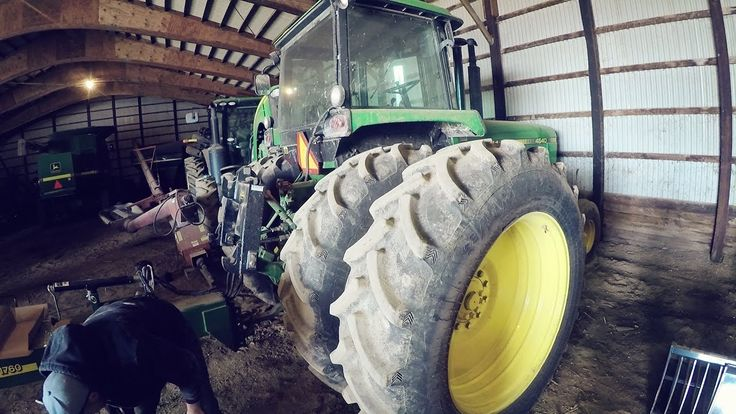 Planter & Tractor Retrofit! - WS Ag Center on this episode of How Farms Work #FarmLife #AgProud